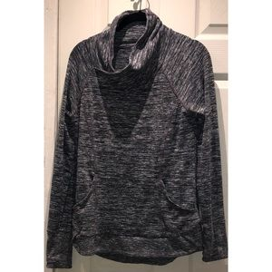 ATHLETA COWL NECK SWEATSHIRT [XS]